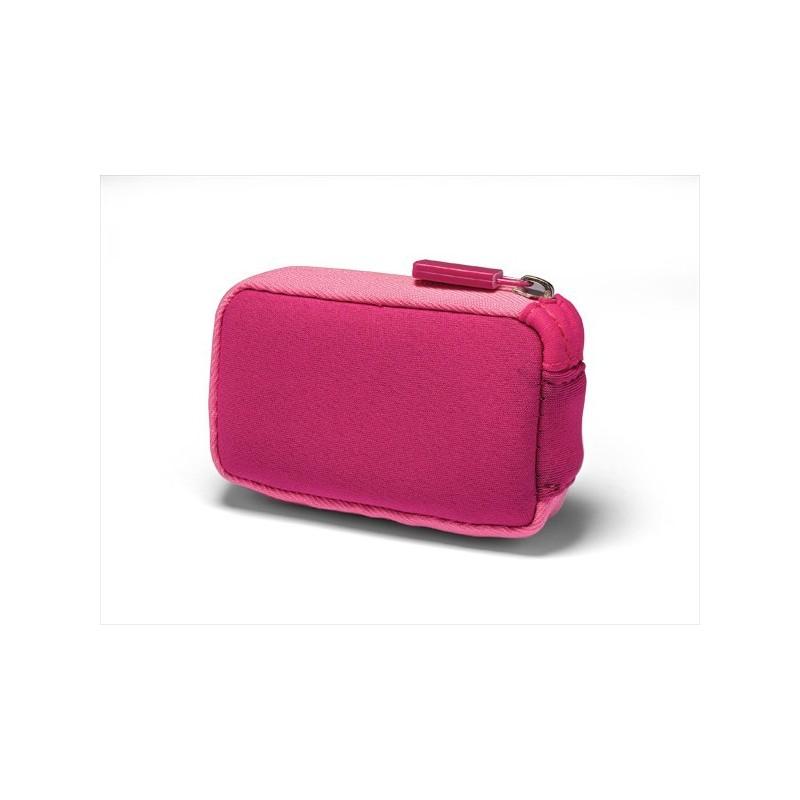 neopren tasche mit rei verschlu pink. Black Bedroom Furniture Sets. Home Design Ideas