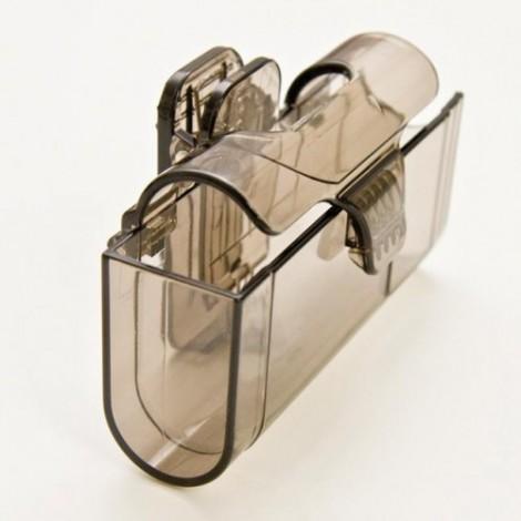 DANA ClipCase transparent-braun