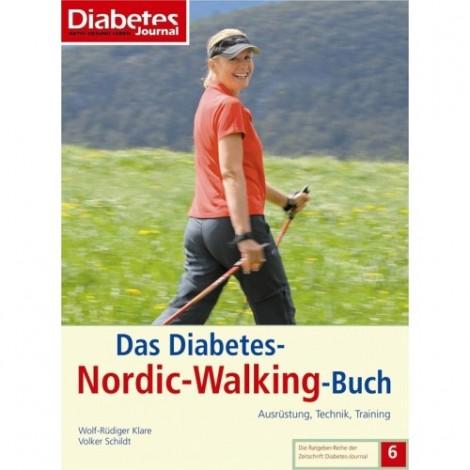 La Diabetes Nordic Walking-Libro
