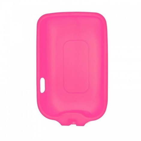 MyLibreCover保护的情况下进行自由式自由的粉红色