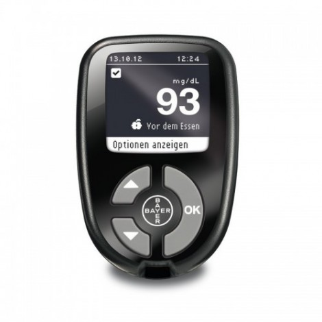 Blood glucose meter Contour NEXT mg/dL