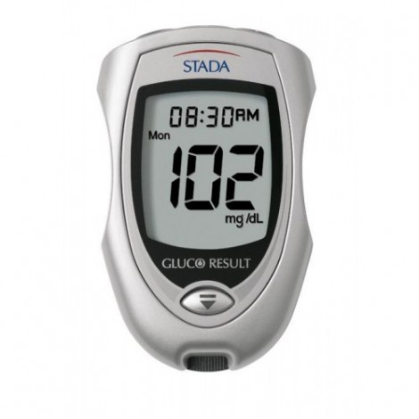 STADA Gluco Result Set to mmol/L