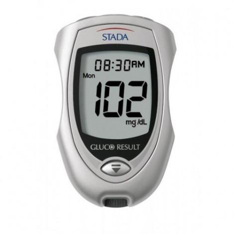 STADA Gluco Result Set to mmol/L