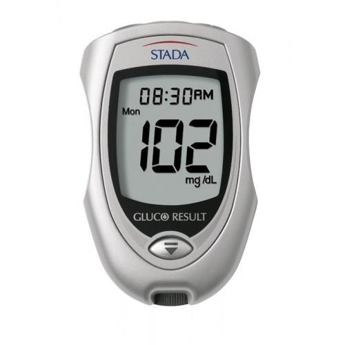 STADA Gluco Result Set mmol/L