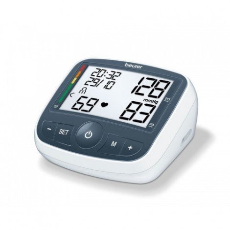 beurer BM 40 upper arm blood pressure measuring device