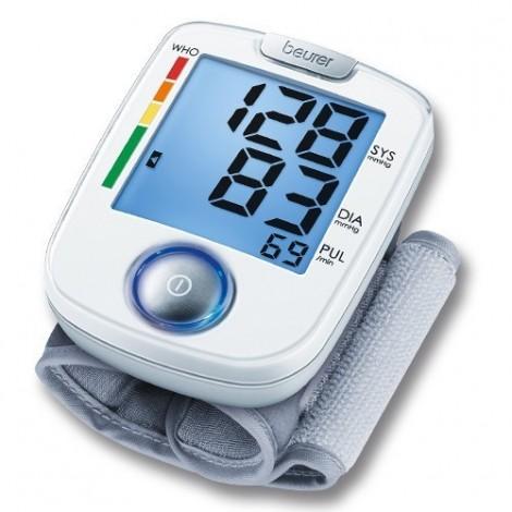 این beurer BC 44 wrist blood pressure monitor