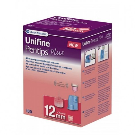 Unifine Pentips Plus Original de 12 mm