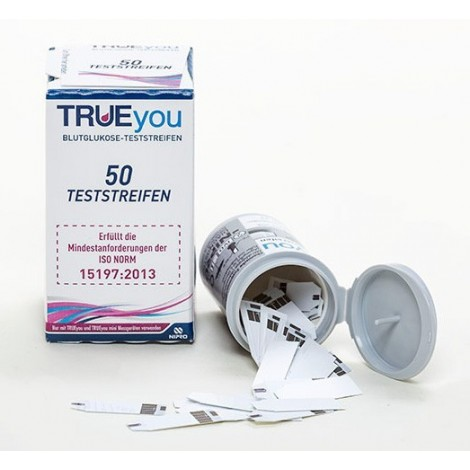 TRUEyou Test Strips 50 Pieces