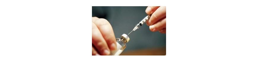 インスリンの注射