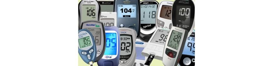 أجهزة قياس نسبة السكر في الدم
