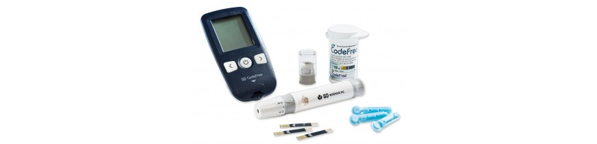 Accessories Of The Blood Glucose Measurement