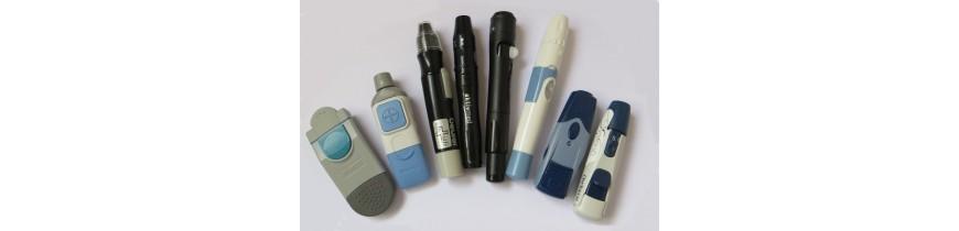 Lancet Devices & Fleams